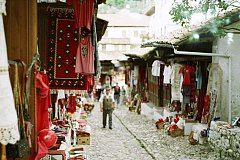 Shopping and souvenirs in Albania