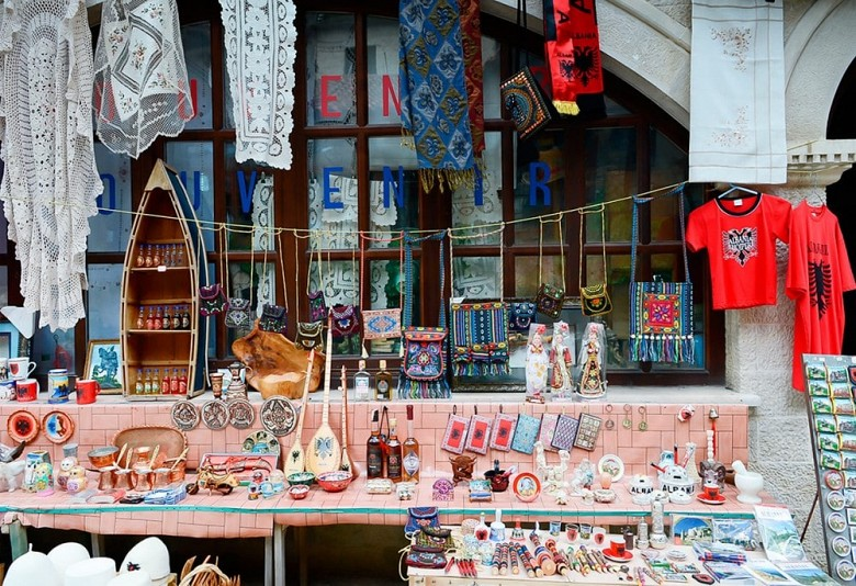 Shopping and souvenirs in Albania photo 4