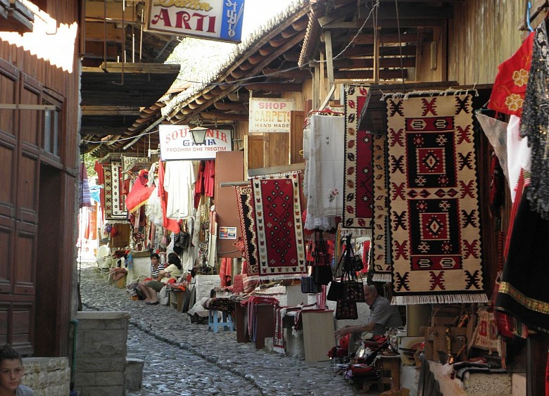 Shopping and souvenirs in Albania photo 3