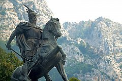 Skanderbeg – Albanian national hero